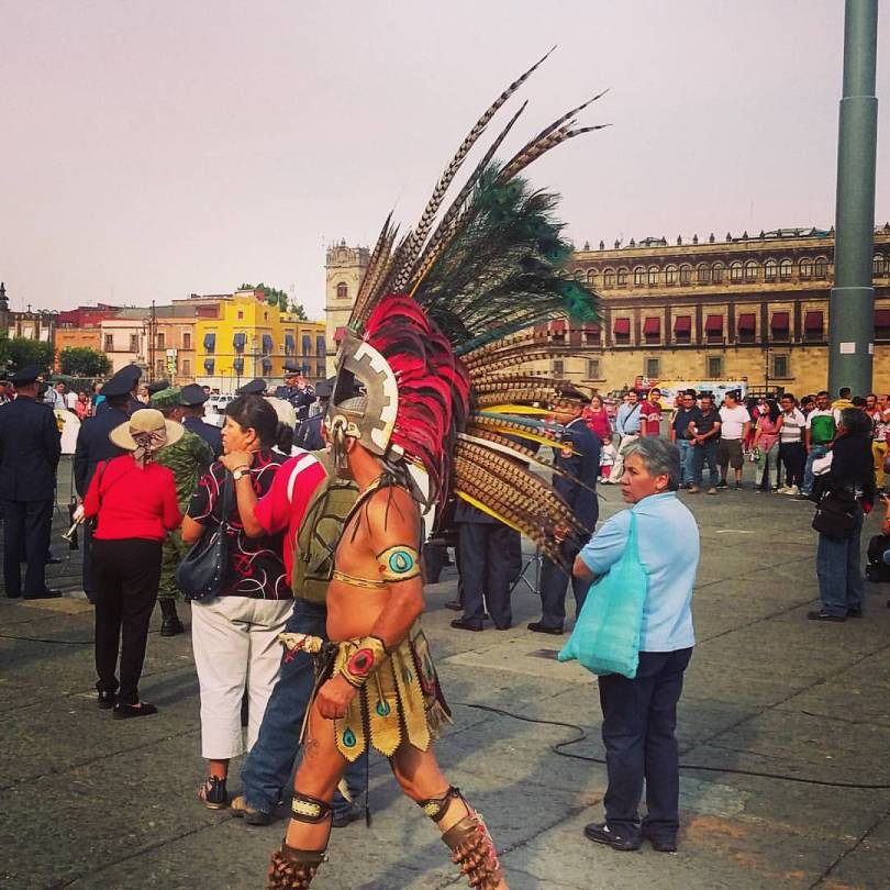 aztec stroll