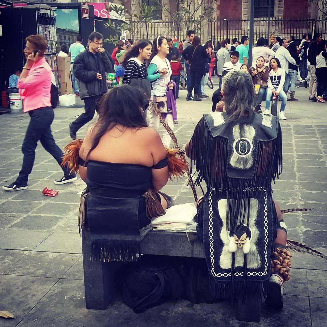 modern day aztecs