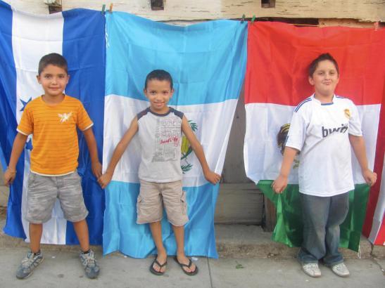flag boys