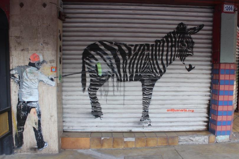 paint me a zonkey