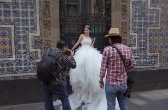 china tile bride