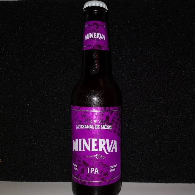 minerva botella